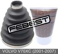 Boot Outer Cv Joint Kit 96X135X29.7 For Volvo V70Xc (2001-2007)