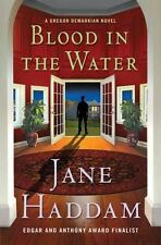 Blood in the Water (Gregor Demarkian Novels) Haddam, Jane Hardcover