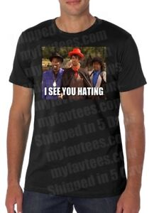 NEW Dave Chappelle Show Charlie Murphy Haters Hating T Shirt