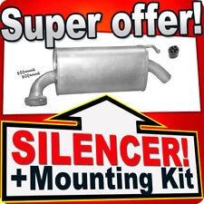 Rear Silencer MAZDA 6 2.0 DI CITD 1.8 2.0 2.3 16V 2002-2007 Exhaust Box TTU