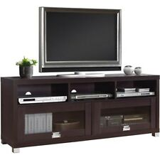TV Stand 75 inch Flat Screen Console Home Furniture Entertainment Media Center