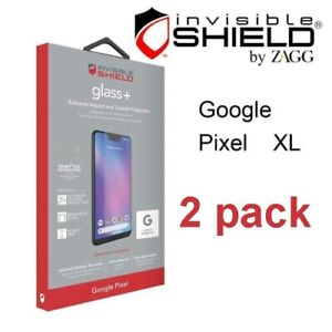 For Google Pixel XL Premium Tempered Glass Screen Protector 2 pack