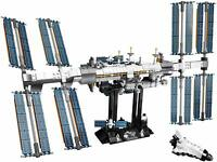 LEGO Ideas: International Space Station (21321) Exclusive Set New/Sealed