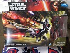 Star Wars Force Awakens Elite Speeder Bike with Special Edition Stormtrooper