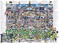 Spurs Mishmash - The History of Tottenham Hotpsur Football Club Poster