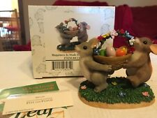 """Charming Tails """"Happiness Is Made To Be Shared"""" Dean Griff Nib"""