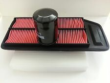 Honda Accord  2.0 Petrol Oil Air Pollen Cabin Filter Service Kit 2003-2008