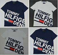 NWT Men's Tommy Hilfiger Denim Short-Sleeve Tee (T) Shirt  M L XL XXL XXXL