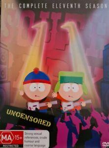South Park - The Complete Eleventh Season - DVD Box Set Region 4