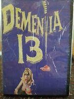Dementia 13 New Francis Ford Coppola 1963 Cult Film DVD Movie Horror Slasher