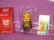 "Medicom Bearbrick Series 21 Animal ""Karel Capek"" Bee Be@rbrick"
