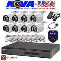 HIKVISION OEM CCTV SYSTEM HD DVR 1080P  NIGHT VISION HOME SECURITY KIT