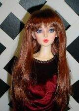 "Doll Wig, Monique Gold ""Faith"" Size 6/7, Reddish Brown"