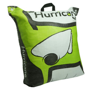 New BLOCK Targets Field Logic Hurricane H28 Archery Bag Target green, 28 Inch