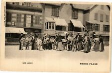 CPA Berck-Plage - Les Anes  (163997)