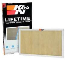 K&N Reusable Washable Heating Cooling Hvac filter 16 x 20 x 1