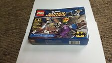 LEGO DC Universe Super Heroes Batman Catwoman Cycle City Chase 6858 new