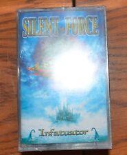 SILENT FORCE - Infatuator - Music Cassette / MC / Tape