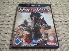 Prince of Persia the Two Thrones para GameCube GC * embalaje original *