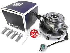 fits NISSAN NAVARA D40 Front Wheel Bearing Hub with ABS 2005-2016 Optimal Brand