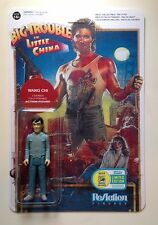 Custom Made ReAction Wang Chi Big Trouble In Little China 3 3/4 Action Figure