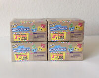 Lot Of 4 Shopkins Happy Places Surpise Blind Box Home Collection