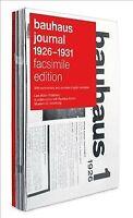 Bauhaus Journal 1926-1931, Paperback by Lars Muller Publishers (EDT), Brand N...