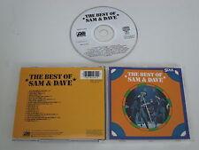 SAM & DAVE/THE BEST OF SAM & DAVE(ATLANTIC 7567-81279-2) CD ALBUM