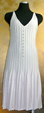 Chanel 12P Spring/Summer 2012 Collection Light Pink  Knit Dress Size:38  NEW