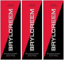 3 Pack Brylcreem Original Hair Groom 5.5 fl oz (162 ml)