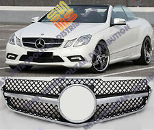 Mercedes E W207/C207 coupe/convertible AMG grill,E200 CGI,E220,E250 TD CDI,E350
