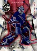 1997-98 Pinnacle Totally Certified Platinum Red Mike Richter 2139/4299 #13