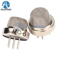 MQ-6 MQ6 LPG Natural gas Propane Methane Butane Sensor for Arduino