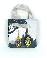 Disney Parks Kingdoms+Castles Cinderella Jeweled Princess Earrings New