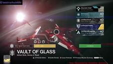 Destiny Vault Of Glass AccntRecovery Challenge Proraider XB1/PS4