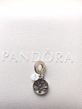 Original Pandora Sterling Charm Bead S925 CZ Family Heritage Tree Dangle Ale CZ