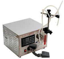 5-5000ml to unlimited Magnetic Pump Micro-computer Liquid Filling Machine LT-1
