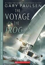 The Voyage of the Frog by Gary Paulsen (2009, Digest Paperback)