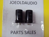 Marantz 2220B Original Capacitors 35V 6800UF. 1 Pair. Tested. Parting Out 2220B.