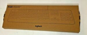 Logitech K120 Wired Plug and Play Keyboard - BRAND NEW!!!
