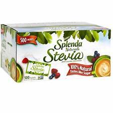 SPLENDA Naturals Stevia Sweetener: No Calorie, All Natural  Assorted Sizes