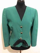 LUISA SPAGNOLI VINTAGE '80 Giacca Donna Woman Jacket Blazer Sz.M - 44