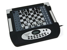 Excalibur Phantom Force Electronic Chess Set, 740D EUC, Self Moving Pieces NEW