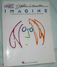 Imagine John Lennon Song Book ~ 21 Transcribed Scores
