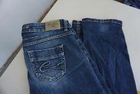 edc ESPRIT Damen Jeans five straight stretch Hose 29/32 W29 L32 blau #AC2