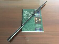 Bagpipe Learners Package- Full Length Practice Chanter, Tutor Book and Videos