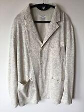 Engineered Garments Robelike Coat (L) Gray Paisley Patterned