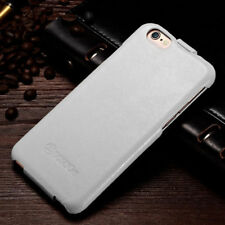Retro Leather Case Vertical Flip Full Protective Cover Skin For iPhone Samsung M