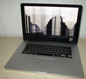 Apple MacBook Pro_Modell A1398_Intel Core i7_2600Mhz_16GB RAM_Display def.