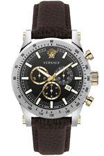 Versace Uhr Uhren Herrenuhr Chronograph VEV800119 SPORTY Chrono Markenuhr NEU